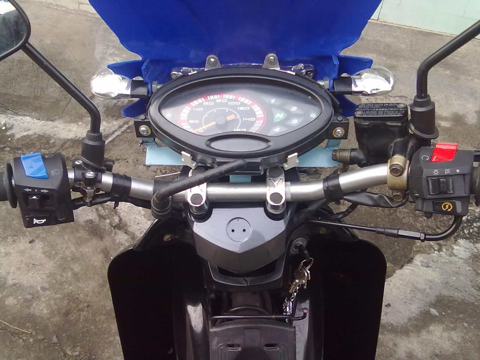 Modifikasi Vario Stang Byson Kumpulan Modifikasi Motor Vario