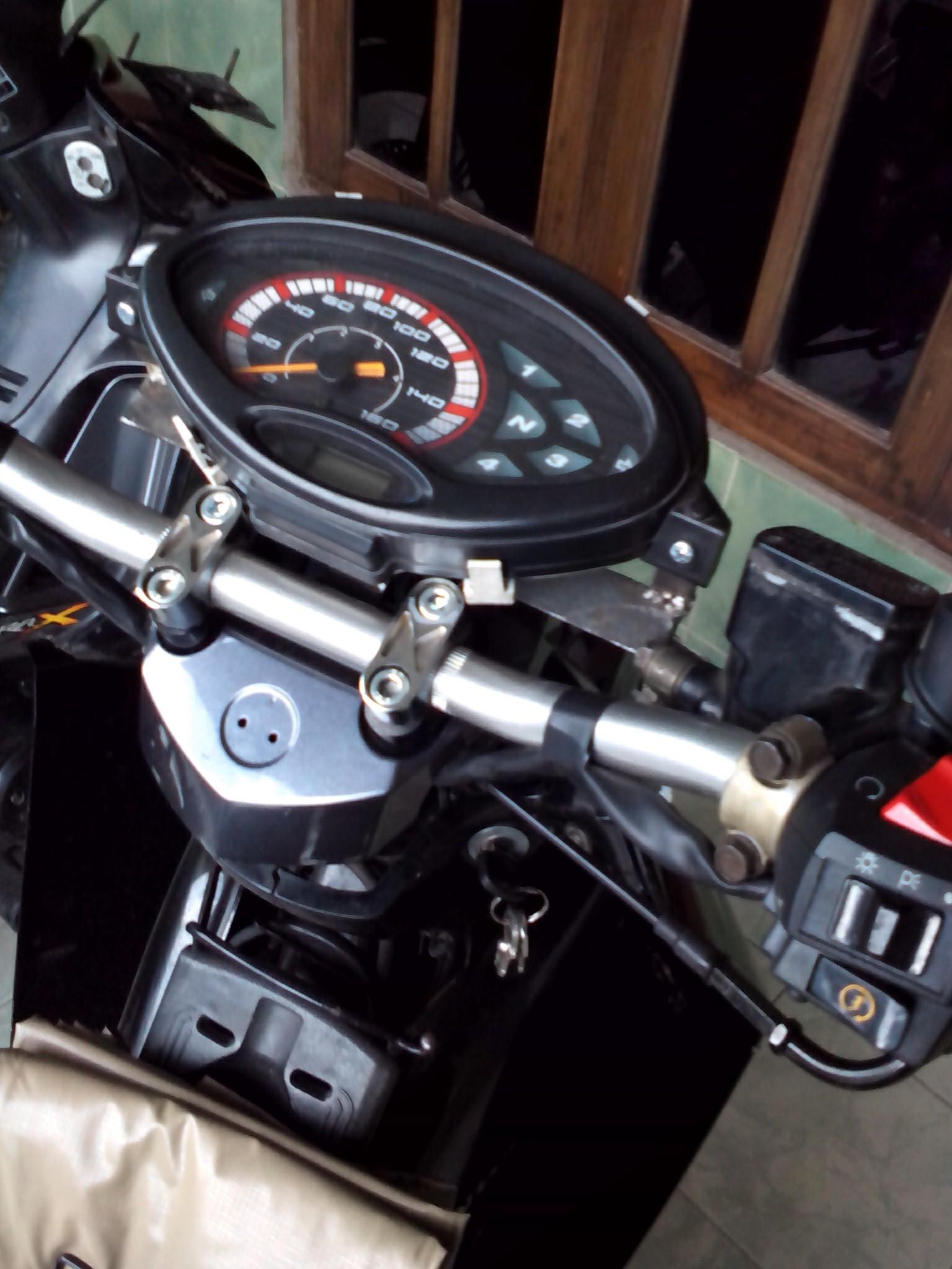 Download Koleksi Modifikasi Motor Trail Bebek Karisma Terupdate