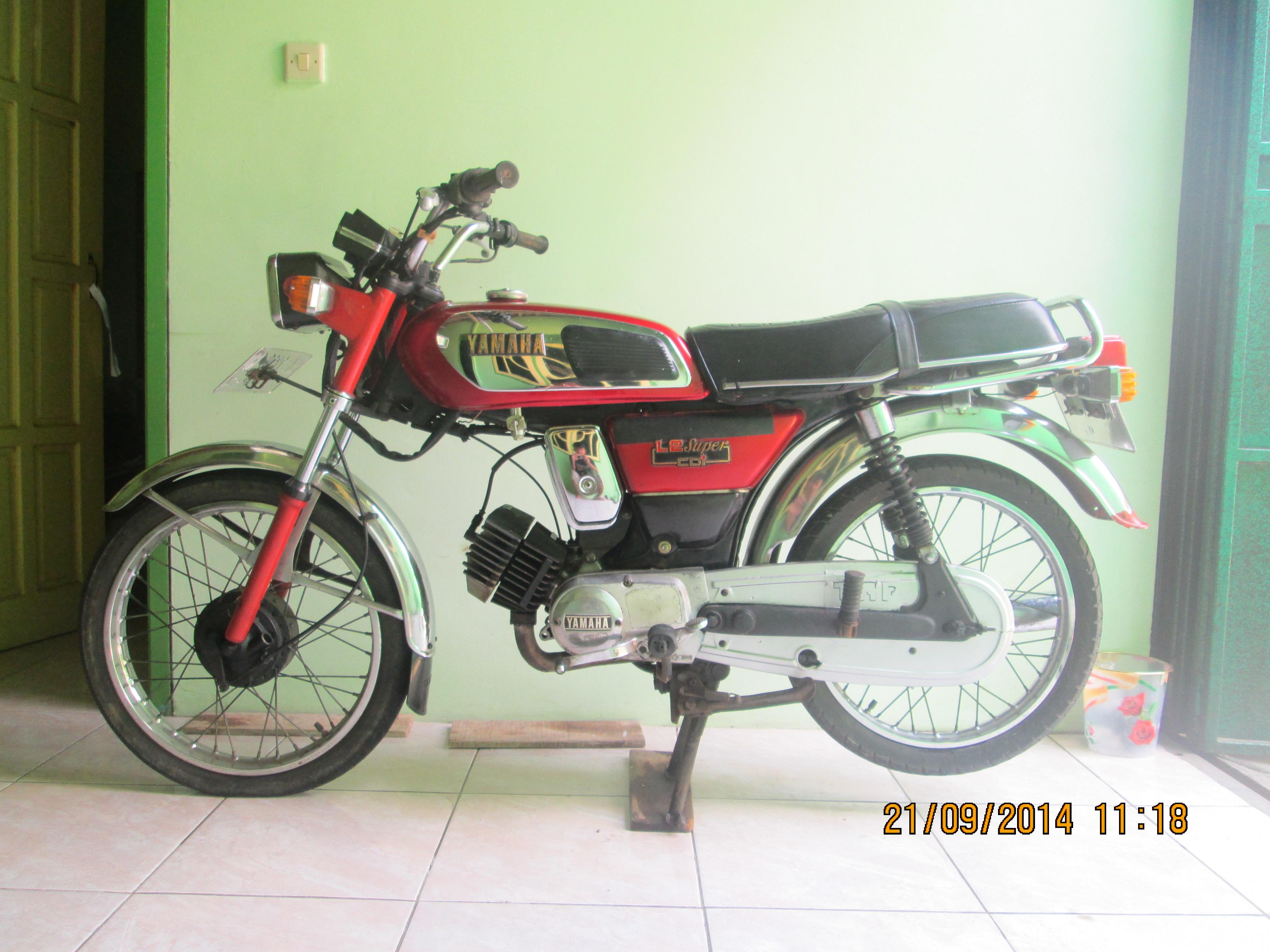 Koleksi 95 Foto Modifikasi Motor L2 Super Terupdate Lawang Motor
